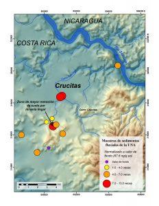 Daño ambiental en la Zona de Crucitas Fuete: Lic. en Geología Aristides Alfaro