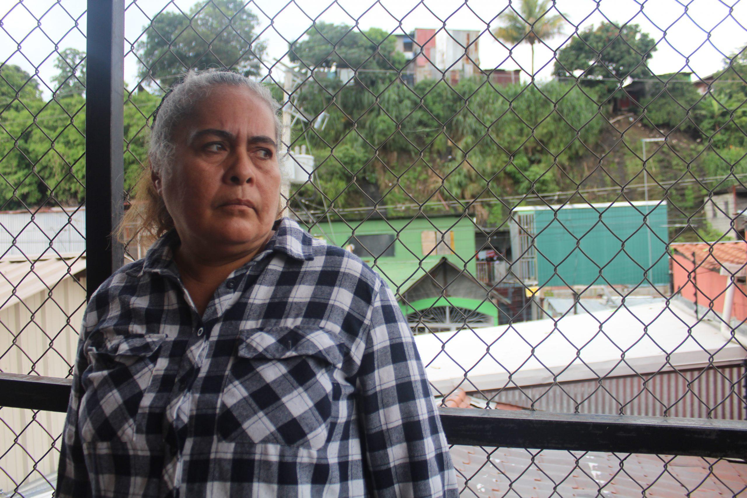 Alicia Avilés es la co-fundadora de SIFAIS en La Carpio, San José, Costa Rica. | Elizabeth Marie Lang Oreamuno | DelfinoCR |