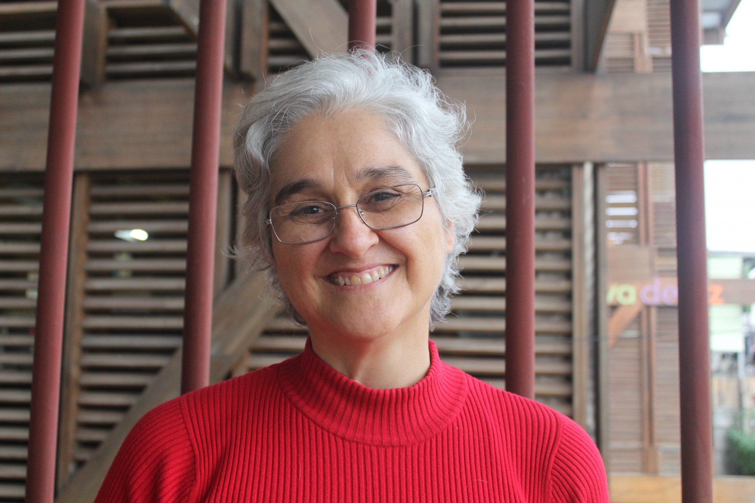 Maris Stella Fernández es la presidenta y co-fundadora costarricense de SIFAIS en La Carpio, San José, Costa Rica. | Elizabeth Marie Lang Oreamuno | DelfinoCR |