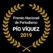 Premio Nacional de Periodismo Pío Víquez 2019